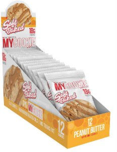 ProSupps MyCookie Peanut Butter 12x80g