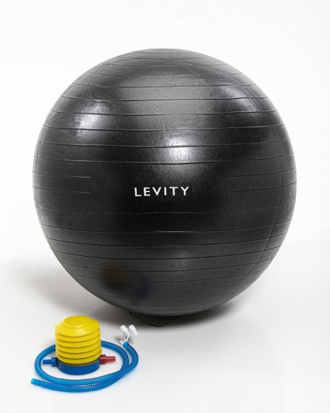 Levity Fitness Yoga Gymball