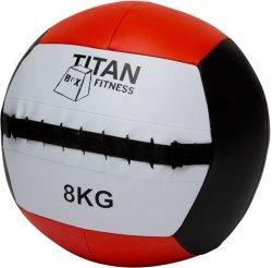 Titan BOX Wall Ball, 8kg