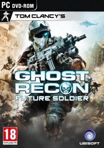 Tom Clancy's Ghost Recon: Future Soldier til PC