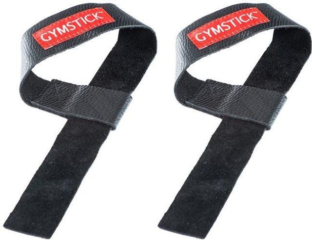 Gymstick Lifting Straps, lær