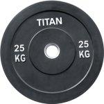 Titan Fitness Box Bumper Plates, 2,5-25kg