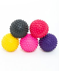 Levity Premium Fitness Spiky Trigger Ball