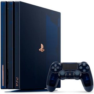 PlayStation 4 Pro 500 Million Limited Edition