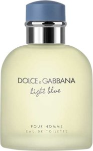 Dolce & Gabbana Light Blue Pour Homme EdT 75ml