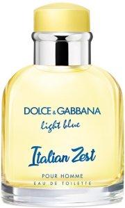 Dolce & Gabbana Light Blue Italian Zest Pour Homme EdT 75ml