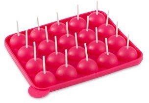 Funktion Cake pop-form med pinner