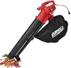 Meec Tools Løvblåser 2400 W