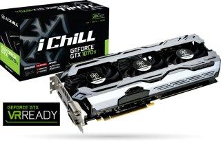 Inno3D GeForce GTX 1070 Ti iChill X3 V2