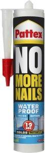 Pattex No More Nails WaterProof 280ml