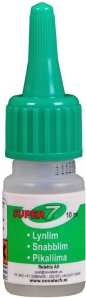 Novatech Super7 Lynlim 10 ml