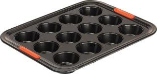 Non-stick muffinsform 12 hull