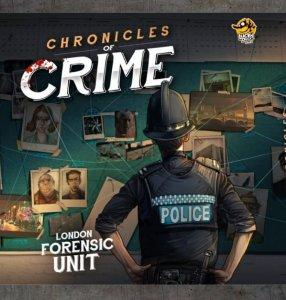 Chronicles of Crime Brettspill