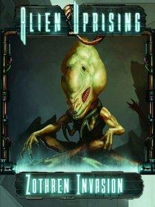 Alien Uprising Zothren Invasion