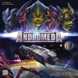 Andromeda Brettspill