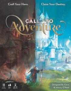 Call to Adventure Kortspill