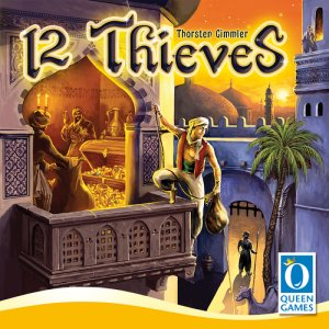 12 Thieves Brettspill