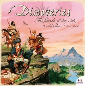 Discoveries Brettspill