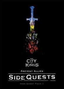 City of Kings Brettspill