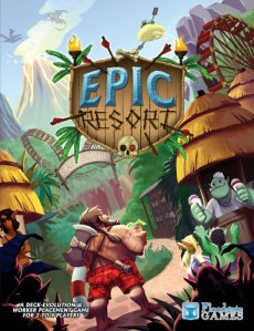 Epic Resort Kortspill