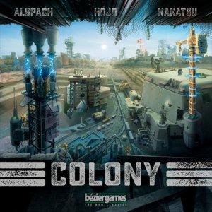 Colony Kortspill