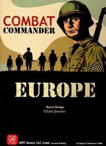 Combat Commander Europe Brettspill