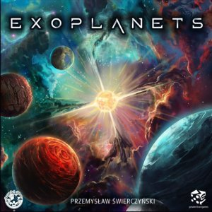 Exoplanets Brettspill