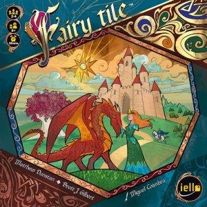 Fairy Tile Brettspill