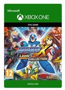 Mega Man X Legacy Collection til Xbox One