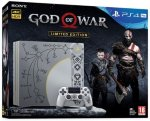 Sony Playstation 4 Pro God of War Bundle