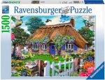 Ravensburger Puslespill 1500 Biter Cottage