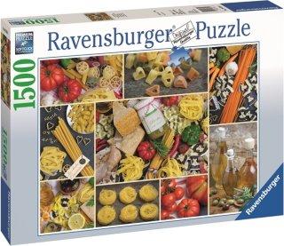 Ravensburger Puslespill 1500 Biter Pasta