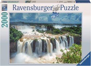 Ravensburger Puslespill 2000 Biter Fossefall