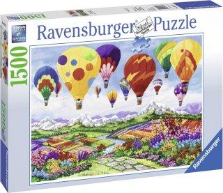 Ravensburger Puslespill Vår I Luften 1500 Brikker