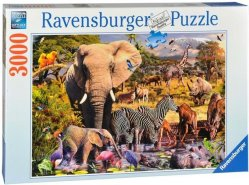 Ravensburger African Animal World