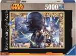 Ravensburger Puslespill 5000 Biter Star Wars