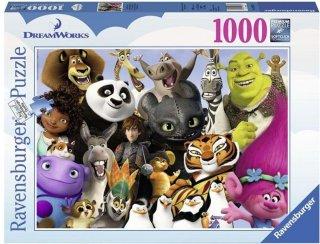 Ravensburger DreamWorks Family