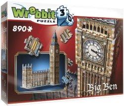 Wrebbit Big Ben Puslespill
