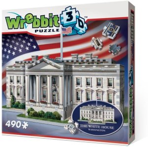 Wrebbit White House Puslespill