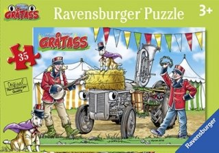 Ravensburger Gråtass