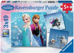 Ravensburger Frost Vinter Puslespill