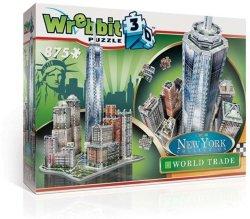Wrebbit New York World Trade