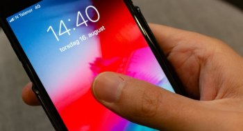 Rykte: Fremtidens iPhone kan åpnes ved å legge fingeren på skjermen