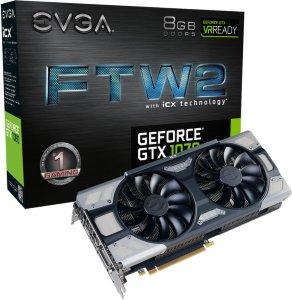 EVGA GeForce GTX 1070 FTW2 Gaming