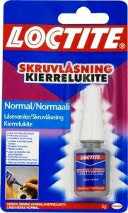 Loctite Skruelås Normal 5 g