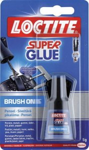 Loctite Super Glue Brush-On 5 g