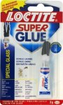 Loctite Super Glue Glass