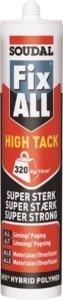 Soudal Fix All High Tack 290 ml