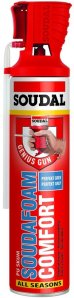 Soudal Soudafoam Comfort All Season 600ml