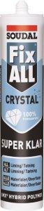 Soudal Fix All Krystall 290 ml